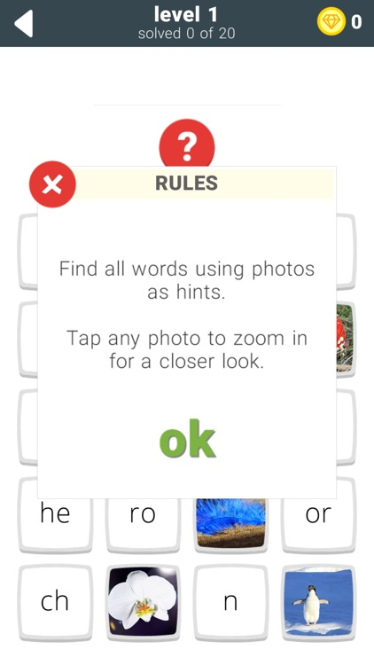 Words and Pics Puzzle screenshot-4
