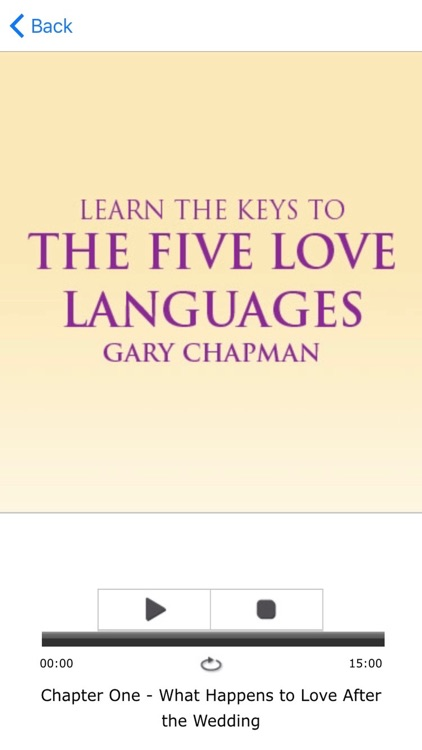The Five Love Languages Meditations by Dr. Gary Chapman screenshot-3