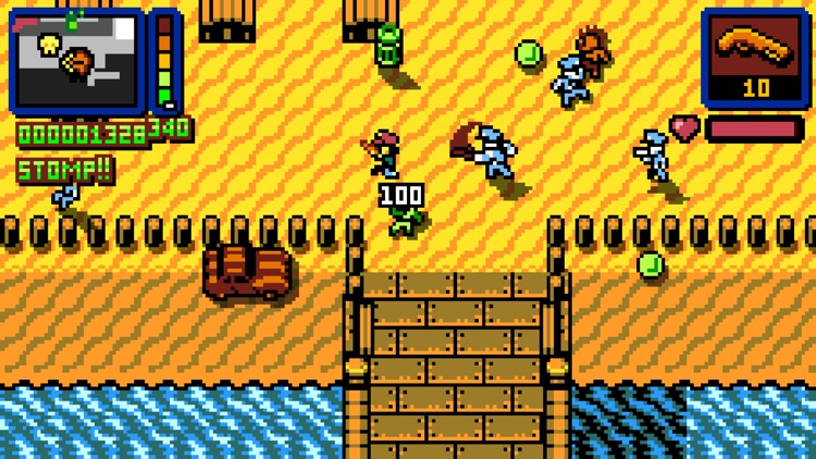 Retro City Rampage DX screenshot-3