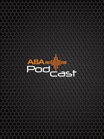 ABA Podcast-ipad-0
