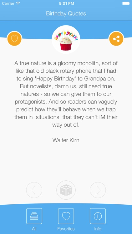 Birthday Quotes - Meaningful Words On Your Special Day
