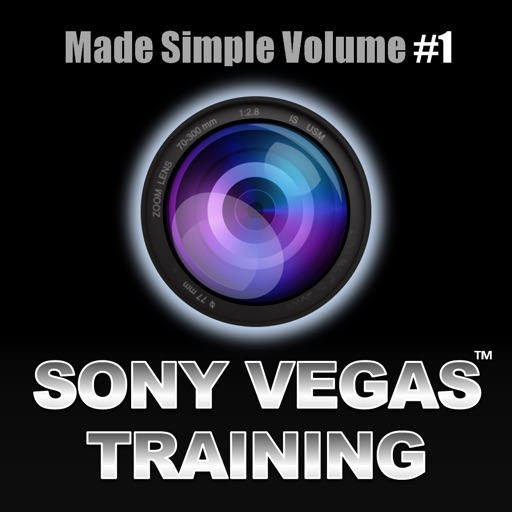 Training for Sony Vegas 12 - Made Simple V#1