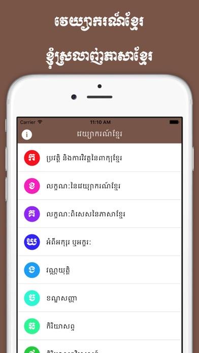 点击获取Khmer Grammar