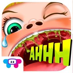 Say AHHHH! - Throat Doctor X