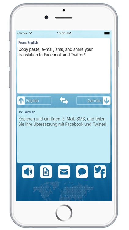 Translator Dictionary - Best All Language Translation to Translate Text with Audio Voice screenshot-3