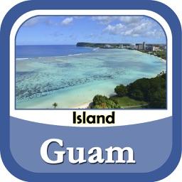 Guam Island Offline Map Guide