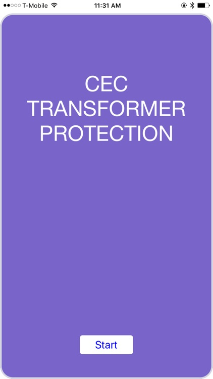 CEC TRANSFORMER PROTECTION screenshot-4