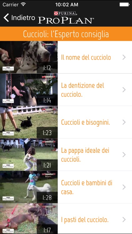 Il mio Cucciolo by Purina ProPlan screenshot-4