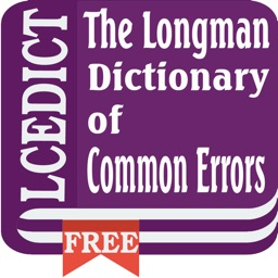 LCEDict - The Longman Dictionary of Common Errors
