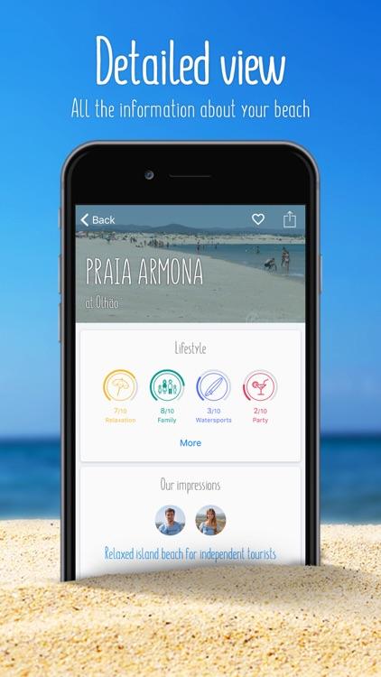 Algarve: Travel guide beaches screenshot-3