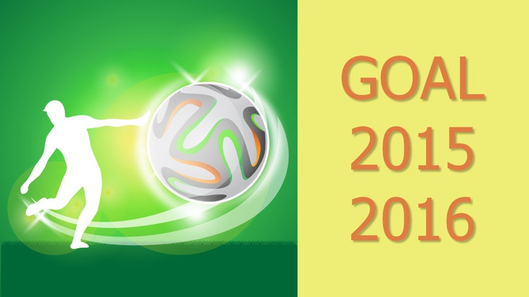 Goals 2015 2016 - Football European Championships