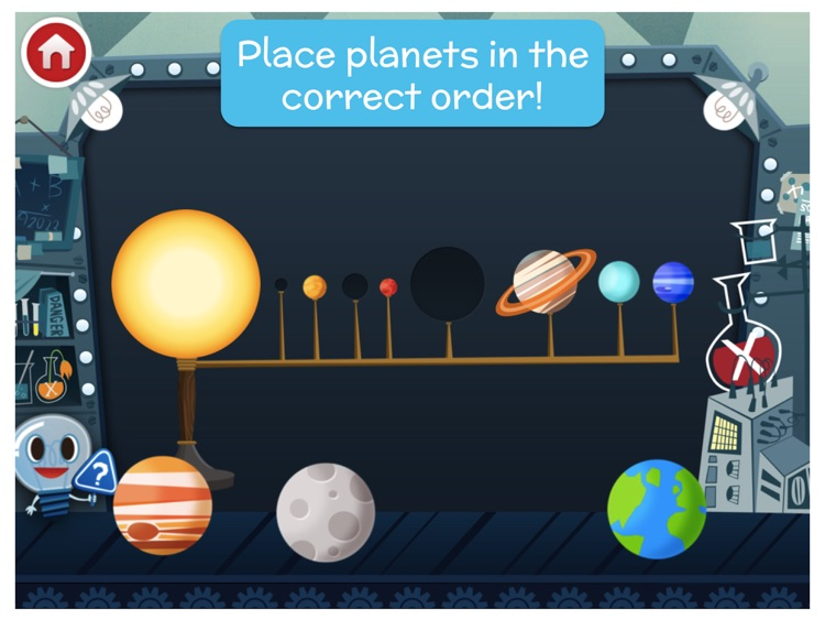 Piiig Labs: Science Experiments for Kids screenshot-1