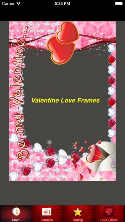 Valentine Love Frames by Lee Joo Tai