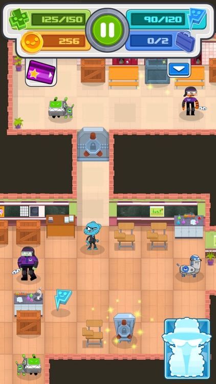 Agent Gumball - Roguelike Spy Game screenshot-0