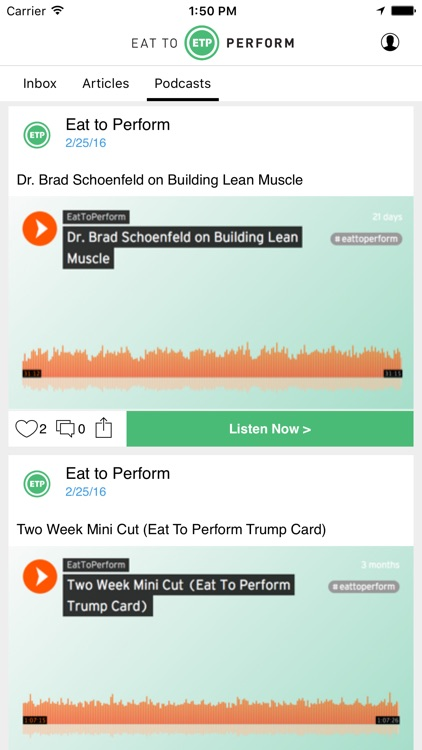 Fat Loss Course - Eat to Perform screenshot-3