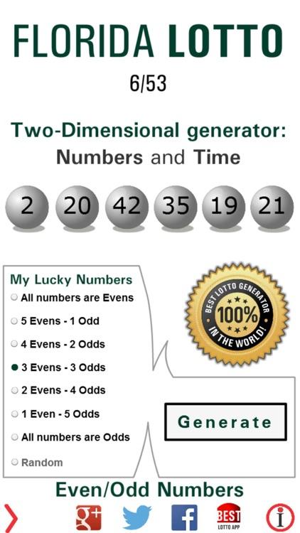 Lotto Winner for Florida Lottery screenshot-3