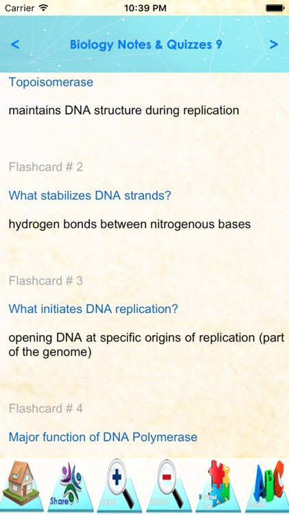 Biology Exam Review: 1660 Study Notes & Quizzes screenshot-4