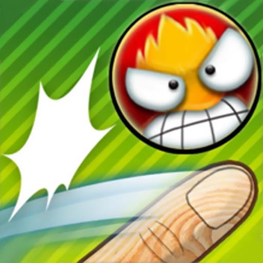 Flick Home Run ! Free Version icon