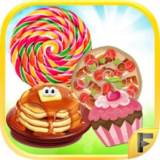 Activities of Bakery Food Diner - Bake & Make Cakes Pizza Pancakes & Lollipops - Free Cooking Games For Kids