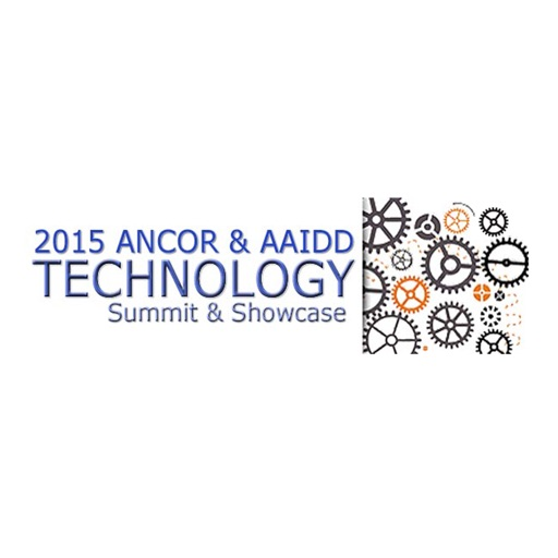 2015 ANCOR & AAIDD Tech Summit icon