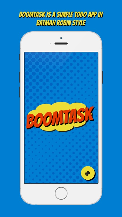 Boomtask - To-Do and Task List App with a BOOM!