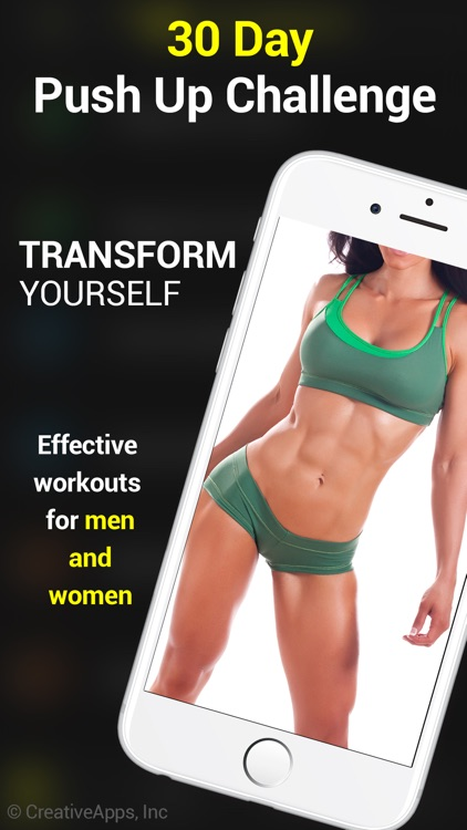 30 Day Push-Ups Trainer Pro
