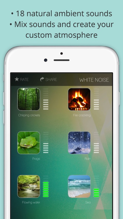 White Sleep - White Noise & Natural Ambience for Sleep, Meditation and Relaxation