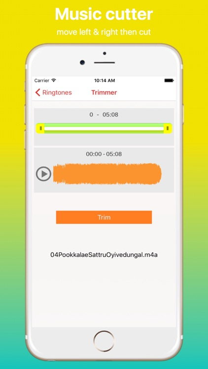 Ringtone Cutter and Maker Pro screenshot-2