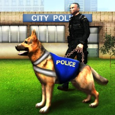 Activities of Police Dog Chase Simulator 3D – An impossible airport chase simulation game