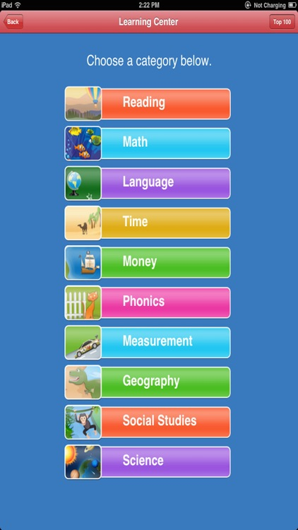 1st Grade Friendzy - Reading, Writing screenshot-1