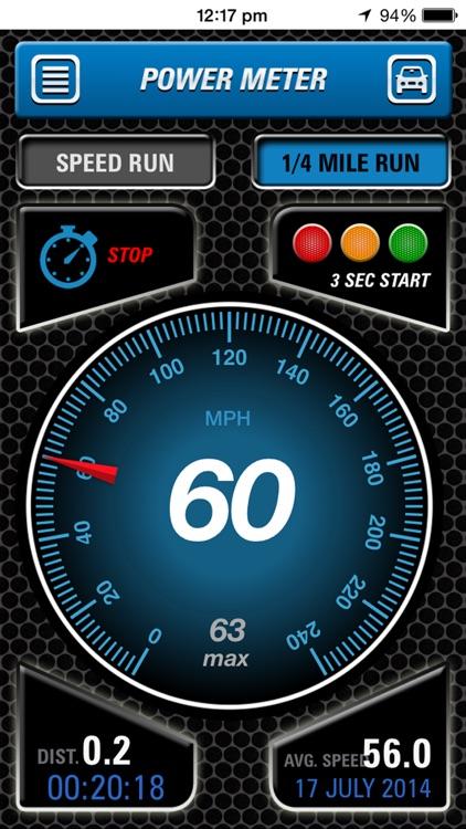 Speedometer Race & Track Pro screenshot-4