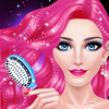 Hair Styles Fashion Girl Salon: Spa, Makeup & Dress Up Beauty Game for Girls