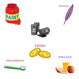 Identify Solids and Liquids