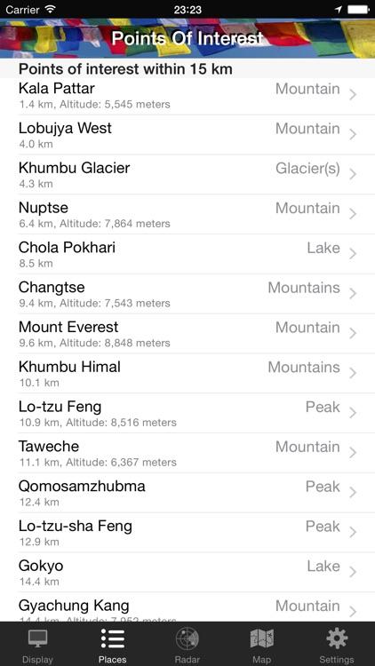 In Sight - Himalaya screenshot-3