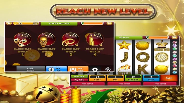 Power Up Slot Machine