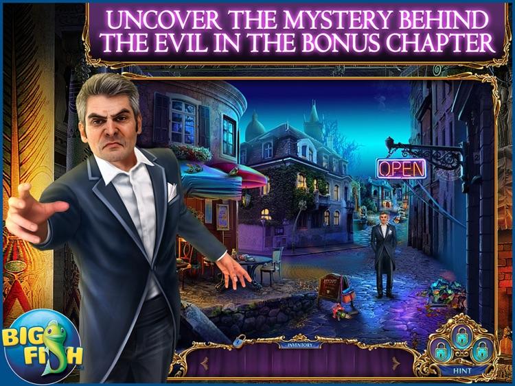 Labyrinths of the World: Forbidden Muse HD - A Mystery Hidden Object Game (Full) screenshot-3