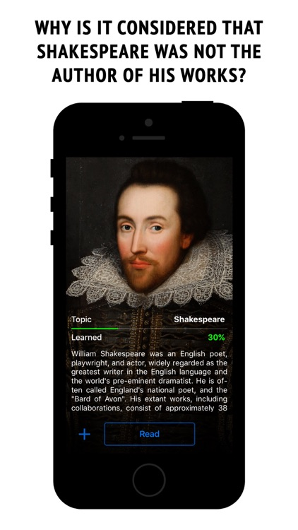 Shakespeare - interactive book