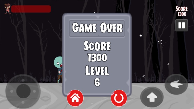 Zombies Vs Ninja Game screenshot-3