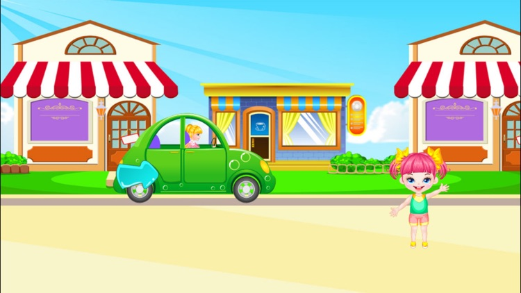 Baby Picnic With Friends free kids games