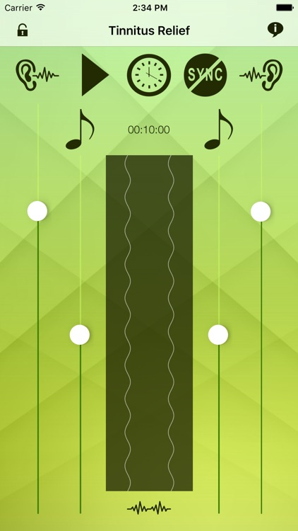 Tinnitus Relief Sound Masking System: Cure Ringing screenshot-4