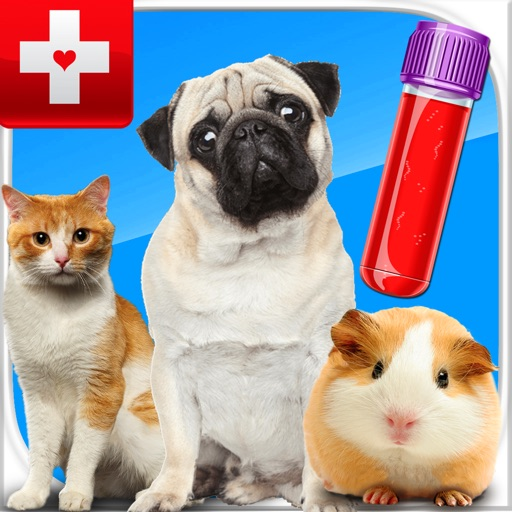 Mega Real Pets 2 - Doctor & Surgeon Pet Vet Games FREE