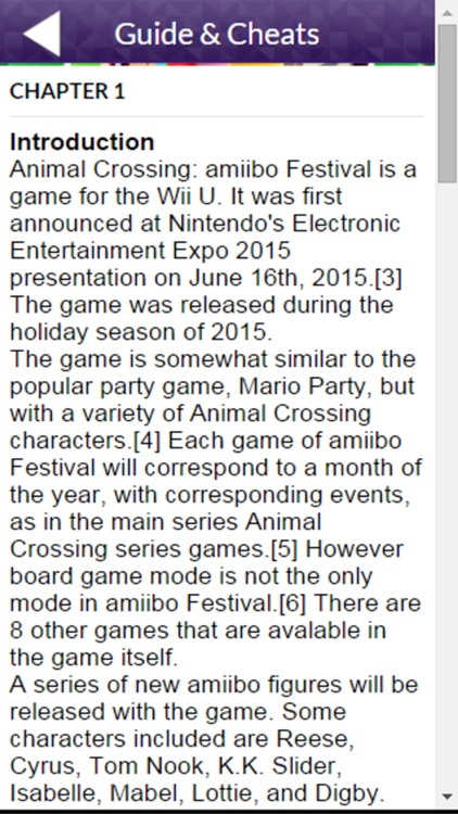 PRO - Animal Crossing amiibo Festival Game Version Guide