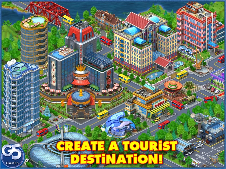 Virtual City Playground HD screenshot-3