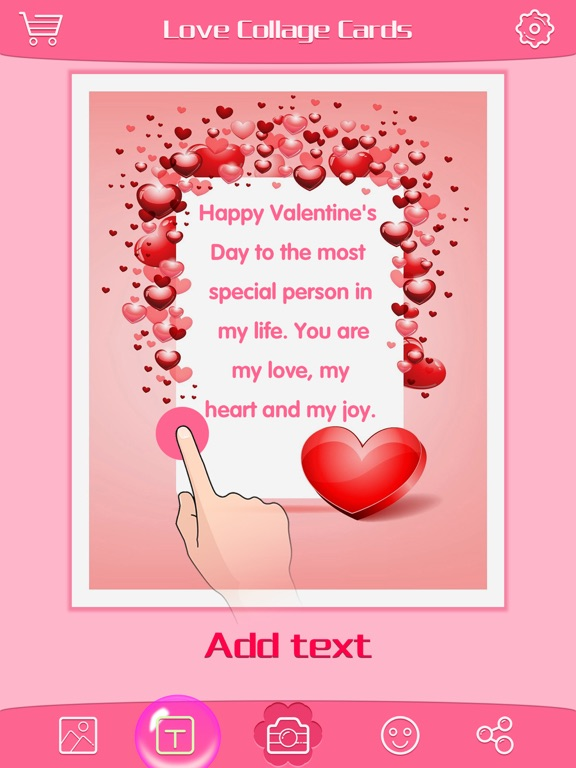 Love greeting cards maker pro picture frames for valentines day screenshot 5 for love greeting cards maker pro picture frames for valentines day m4hsunfo