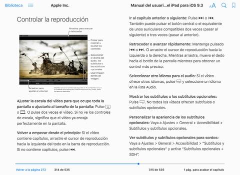 manual del usuario del ipad para ios 9 3 by apple inc on apple books rh itunes apple com Manual Del iPhone 5 ipad 3 manual de usuario