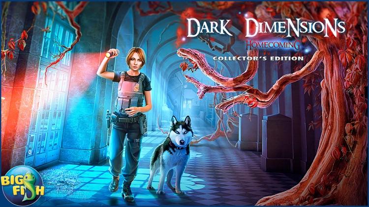 Dark Dimensions: Homecoming - A Hidden Object Mystery screenshot-4