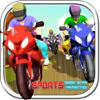 Carngun Private Limited - Sports Biker Race artwork