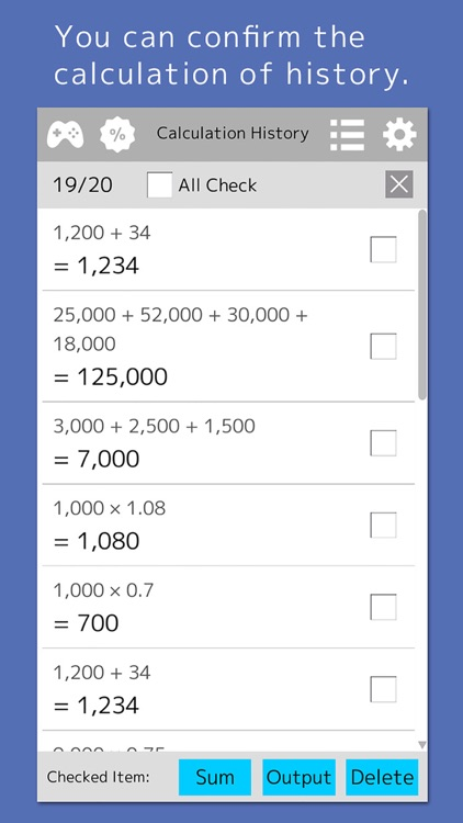 Calculator++ Discount Price & Sales Tax screenshot-3