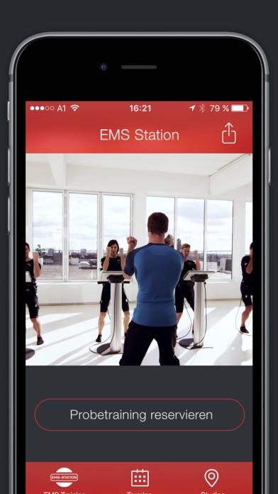 EMS-STATIONScreenshot von 1