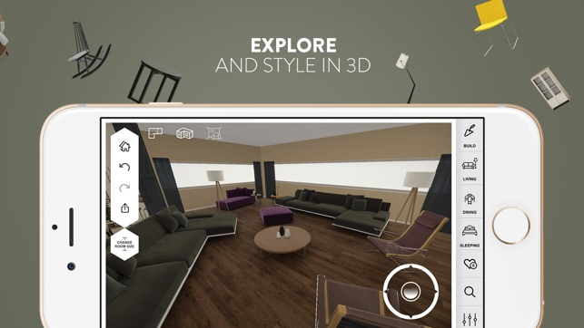 amikasa 3d floor planner with augmented reality on the app store